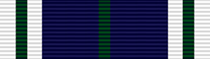 Royal Naval Auxiliary Service Long Service Medal ribbon