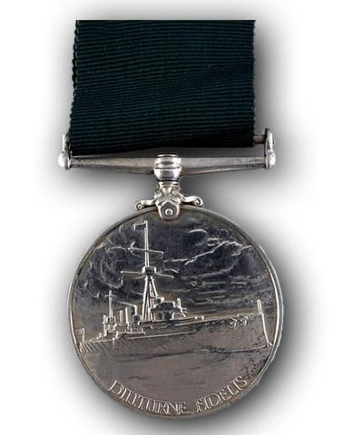 High quality official replica Royal Naval Auxiliary Sick Berth Reserve Long Service and Good Conduct Medal  for sale