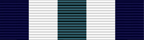 Royal Naval Reserve Long Service and Good Conduct Medal 3rd Type ribbon (1957-1999)