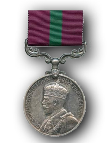 High quality official replica Royal West African Frontier Force Long Service and Good Conduct Medal for sale