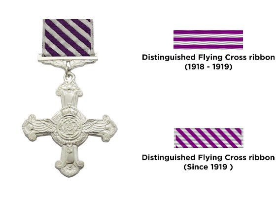 Distinguished Flying Cross (DFC) Medal