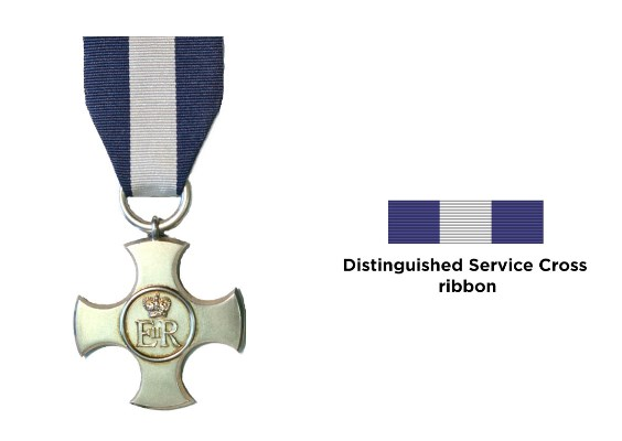Distinguished Service Cross (DSC) Medal
