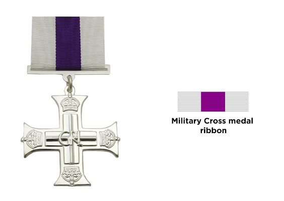 Military Cross (MC) Medal