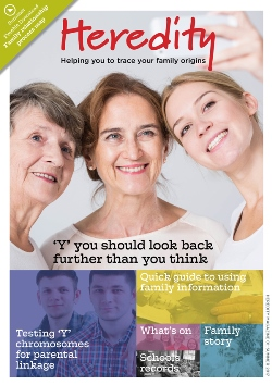 OUT NOW 'Heredity' - Summer Issue