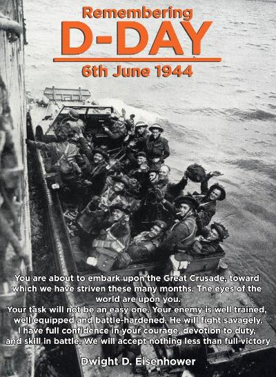 Remembering D-Day | 6th June 1944