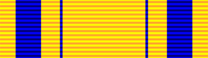 South Africa Medal 1854 Ribbon