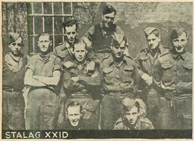 British & Commonwealth POWs held at STALAG XXI-D