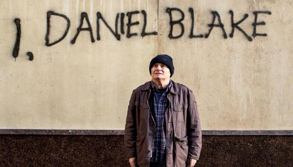 A shot from I, Daniel Blake