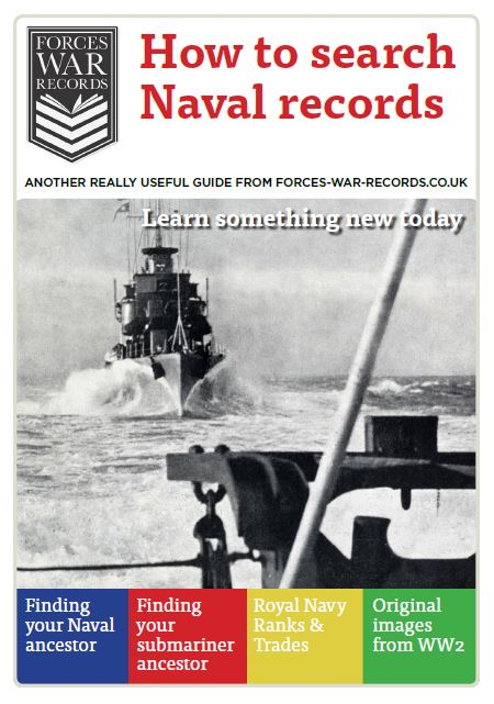 How to search Naval Records