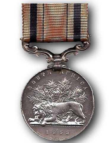 High quality official replica SOUTH AFRICA MEDAL 1854 (1834 – 1853). for sale