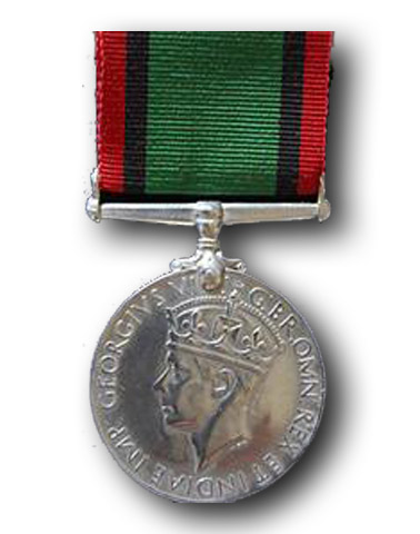 South Rhodesia Medal for War Service