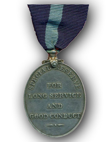 Special Reserve Long Service and Good Conduct Medal
