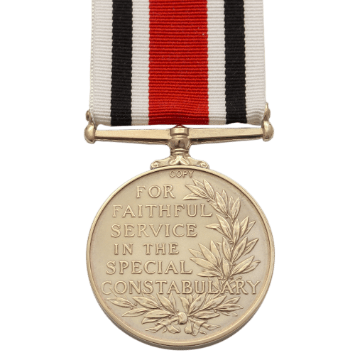High quality official replica Special Constabulary Long Service Medal for sale