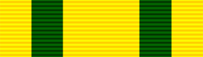 Territorial Force War Medal ribbon
