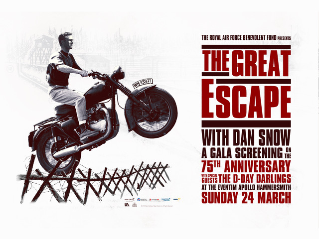 10% Discount on seats to 'The Great Escape with Dan Snow'