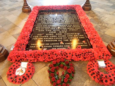 Tomb of the Unknown Warrior WIKI COMMONS