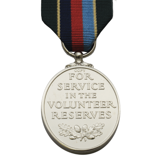 Volunteer Reserves Service Medal