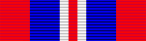 War Medal 1939-45 ribbon