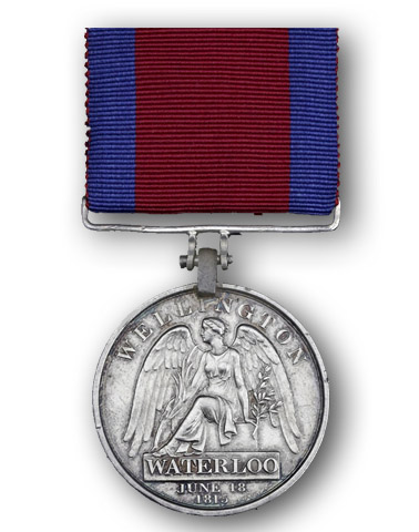 High quality official replica Waterloo Medal for sale