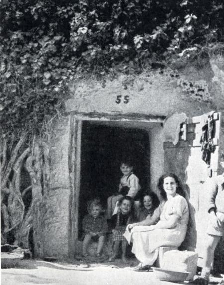 With a strong anti-aircraft defence, RAF fighters and rock-hewn shelters, the islanders of Malta do not fear air raids