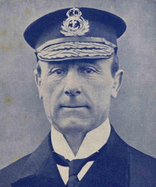 Admiral Sir John Jellicoe OM  GCB GCVO