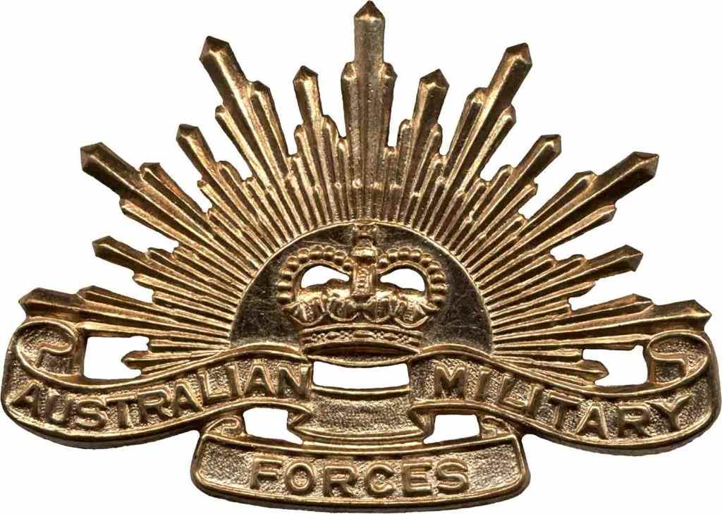 The Rising Sun badge, also known as the General Service Badge or the Australian Army Badge, is the official insignia of the Australian Army