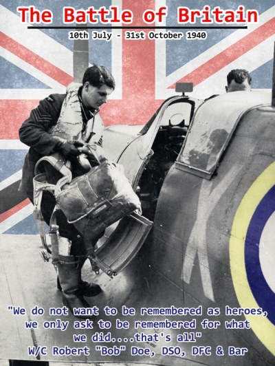 The Battle of Britain - 10 July to 31 October 1940
