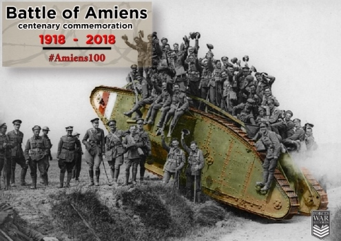 Battle of Amiens centenary commemoration