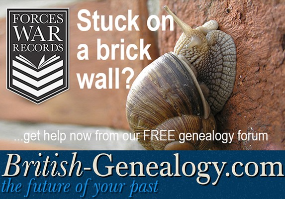 British Genealogy is our ultimate genealogy forum and it's completely FREE to use.