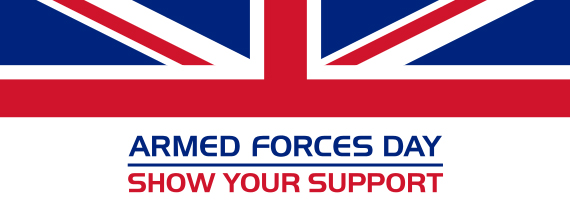 Armed Forces Day - Show YOUR support