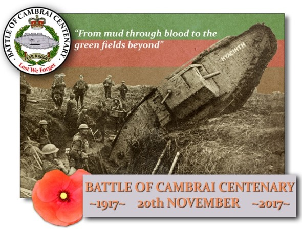Battle of Cambrai Centenary