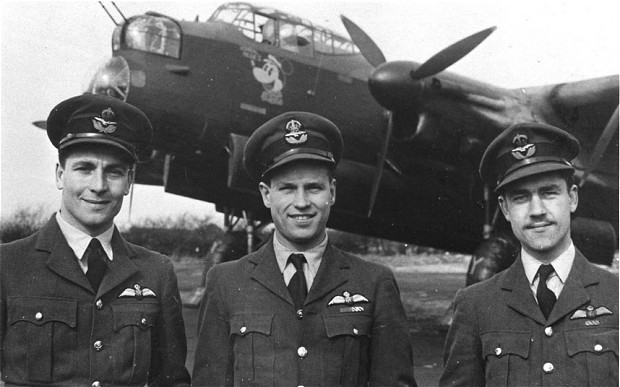 Men of the Dambusters raid