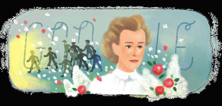 Edith Cavell would have been 153 today ( Google )