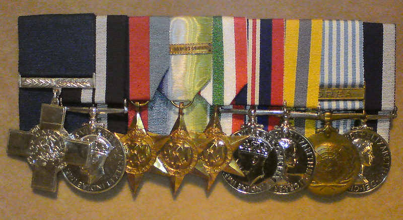 Discover the meanings of different parts of medals