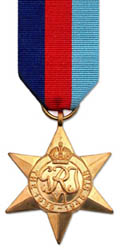 1939-45 Star with Ribbon