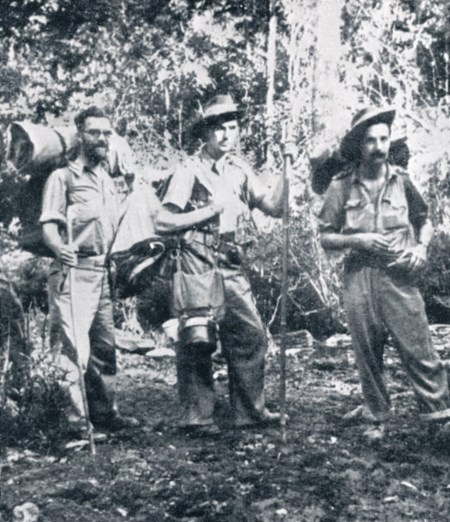 Members of Orde Charles Wingate's jungle force