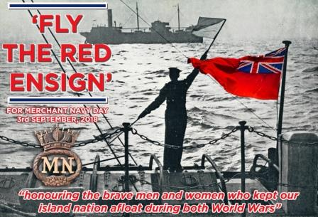 Merchant Navy Day 2018