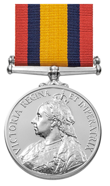 Queen's South Africa Medal (QSA)