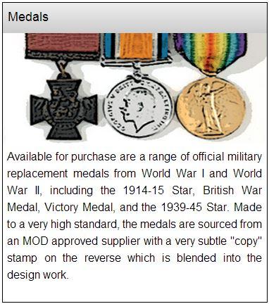 shop medals