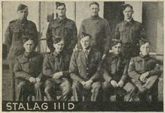 WWII British and Commonwealth Prisoners of War at STALAG III-D