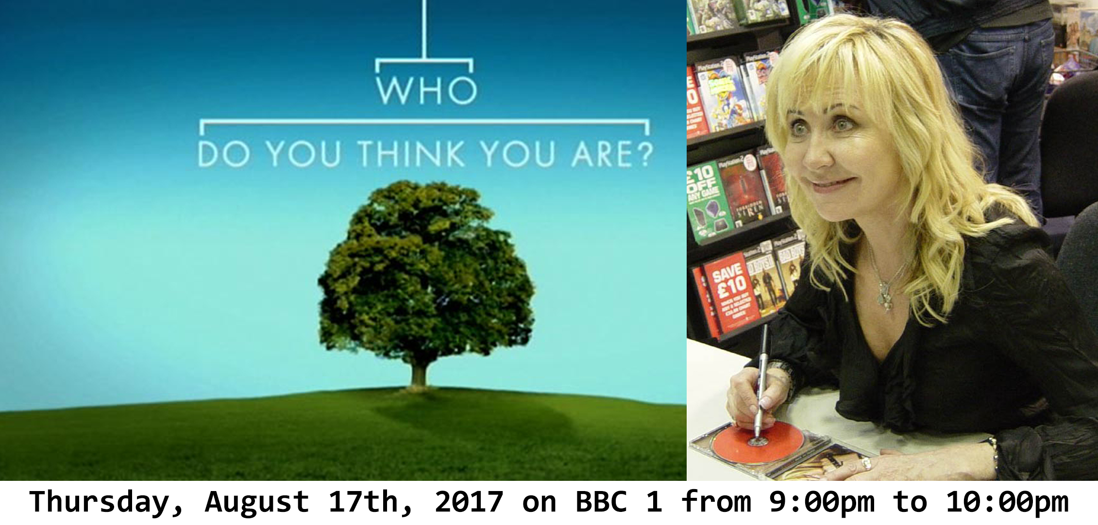Lulu explores her family history in a new BBC episode of Who Do You Think You Are?