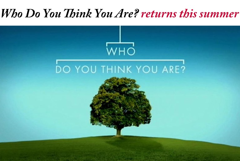 BBC's Who Do You Think You Are? returns this summer