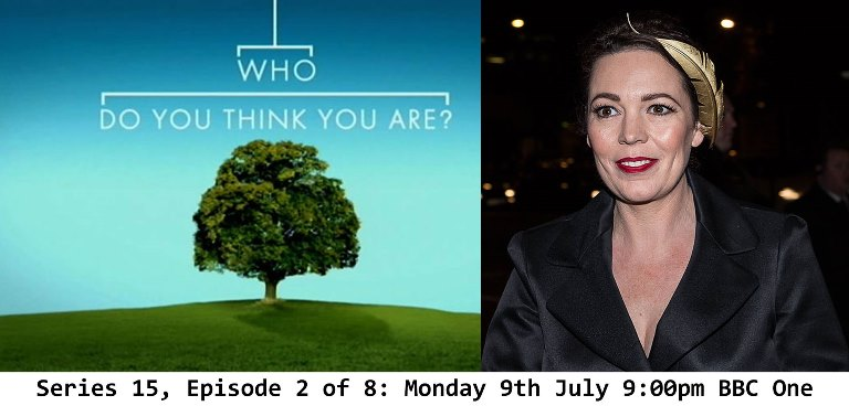Who Do You Think You Are? | Featuring Olivia Colman