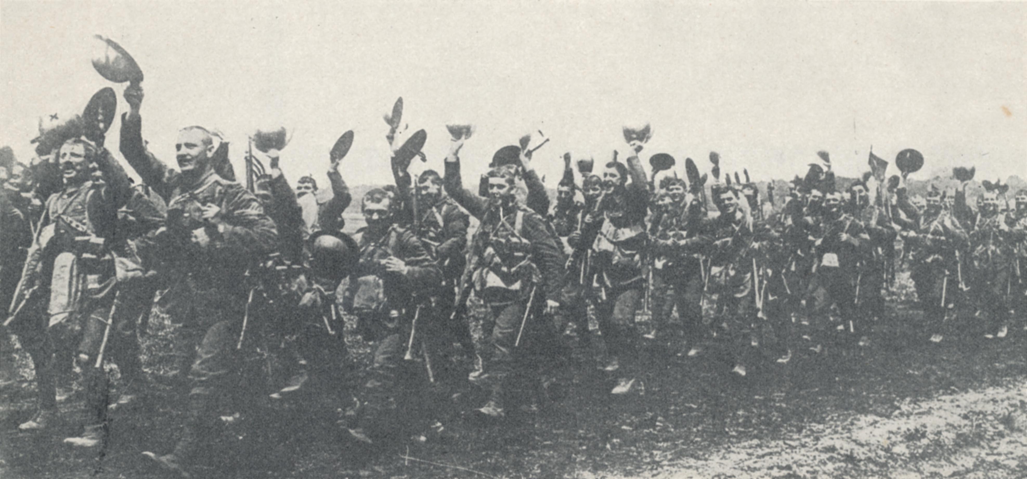 Ww1 Army Personnel
