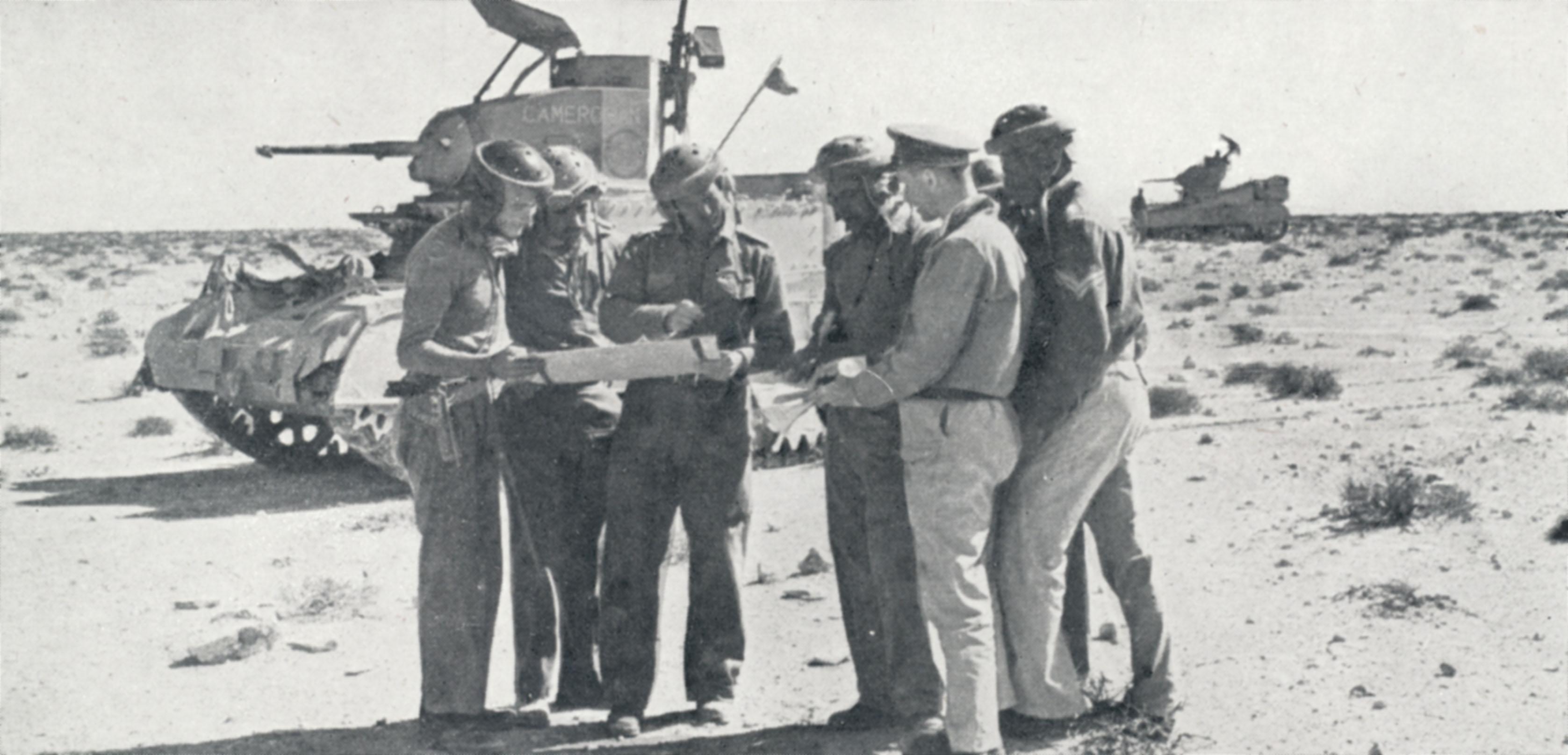 WW2 Army Personnel