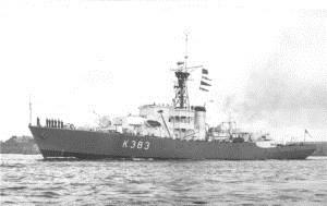 HMS Flint Castle