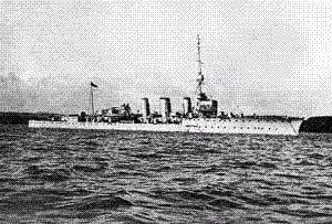 HMS Cordella