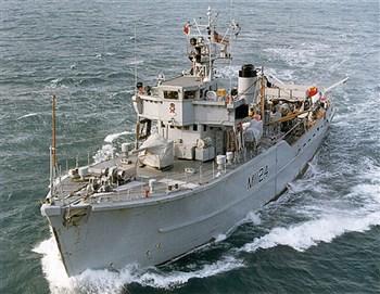 HMS Crichton