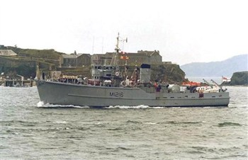 HMS Crofton