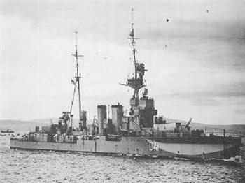 HMS Curacao